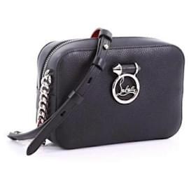 Christian Louboutin-Christian Louboutin Paris Black Rubylou bag-Black