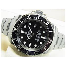 Rolex-ROLEX Deepsea black 116660 random '17 purchased Mens-Black