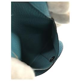 Hermès-Purses, wallets, cases-Blue