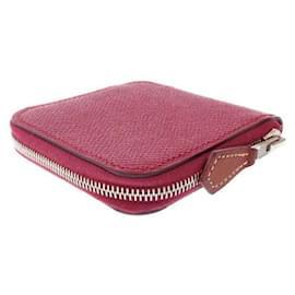 Hermès-Purses, wallets, cases-Red