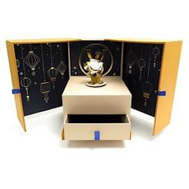 Louis Vuitton-NEUF BOITE A MUSIQUE LOUIS VUITTON VIVIENNE EN CARTON BIJOUX NEW MUSIC JEWEL BOX-Orange