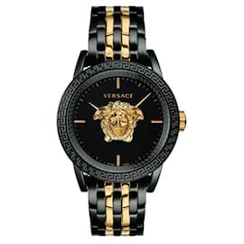 Versace-Montre-bracelet Palazzo Empire-Noir