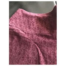 Dior-Skirts-Dark red,Prune