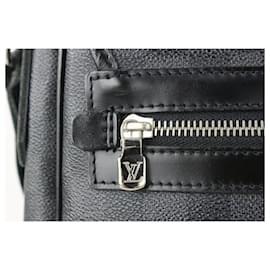 Louis Vuitton-Sac à rabat Damier Graphite Daniel GM Messenger-Autre