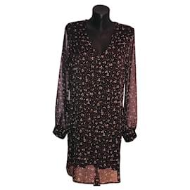 La Fée Maraboutée-Dresses-Black,Multiple colors