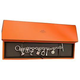 Hermès-Hermès amulets-Silvery