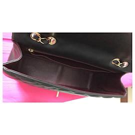 Chanel-Chanel Timeless Classic Jumbo Flap bag-Black