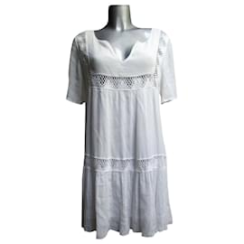Ba&Sh-Dresses-Eggshell