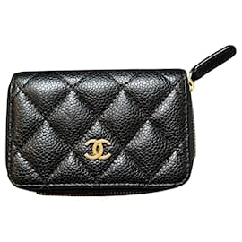 Chanel-Timeless/ Classic-Black