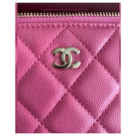 Chanel-Chanel Pink Vanity bag-Pink