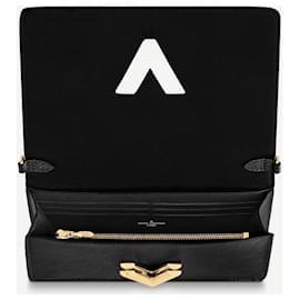 Louis Vuitton-LV Twist beltbag wallet on chain-Black