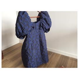 Simone Rocha-Simone Rocha Collection 2021-Black,Navy blue