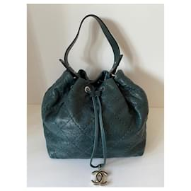 Chanel-Chanel-Blue,Green