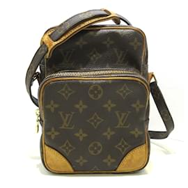 Louis Vuitton-Louis Vuitton Brown Monogram Amazone-Brown