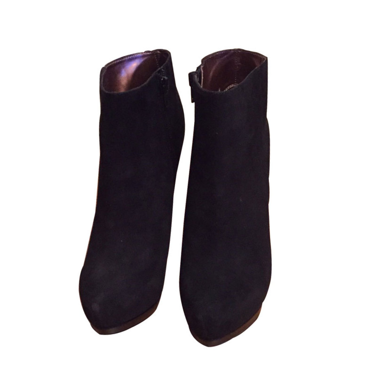 Aldo Ankle Boots Ankle Boots Deerskin
