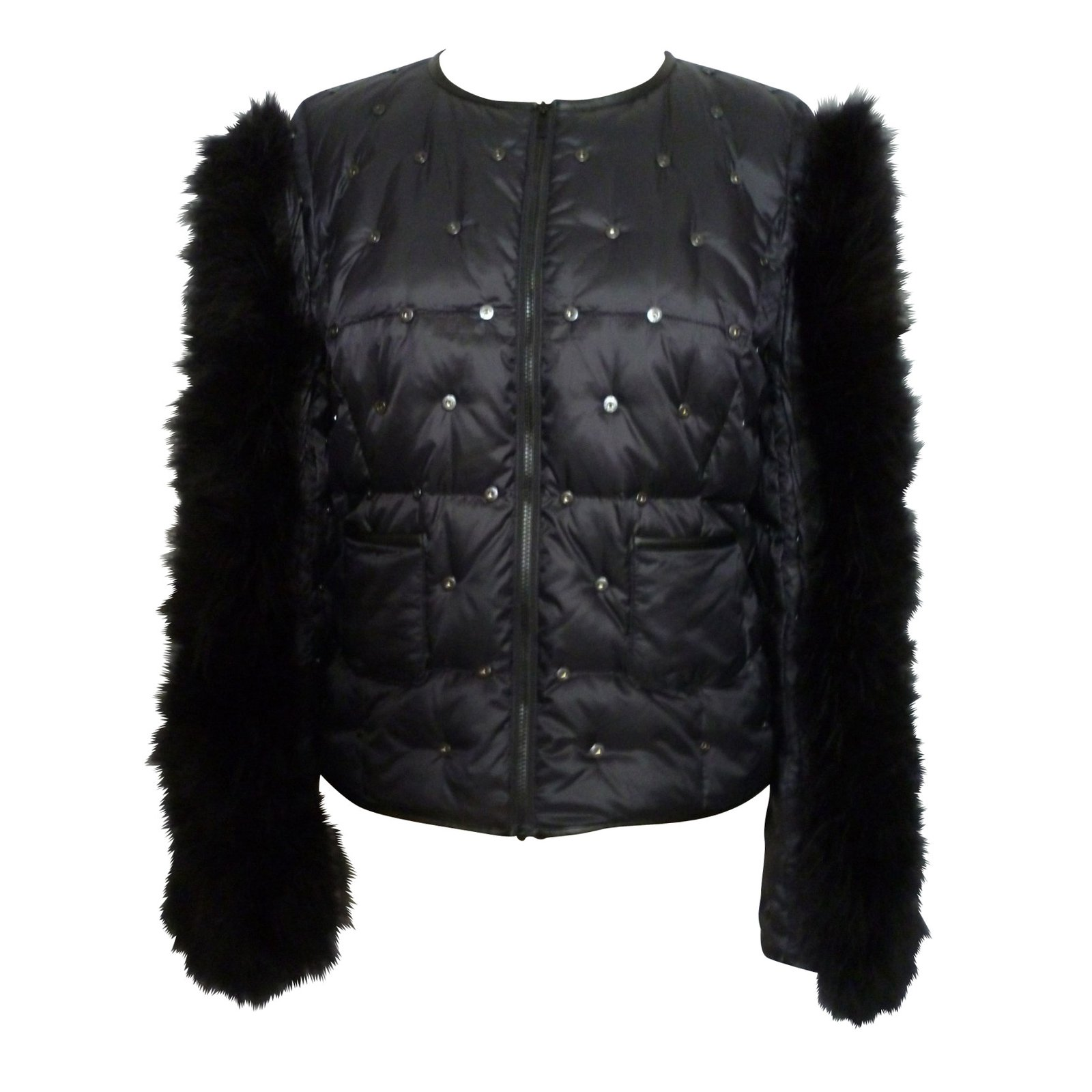 Vestes comptoir des cotonniers mademoiselle plume par serkan cura couture autre noir - Comptoir des cotonniers mademoiselle plume ...