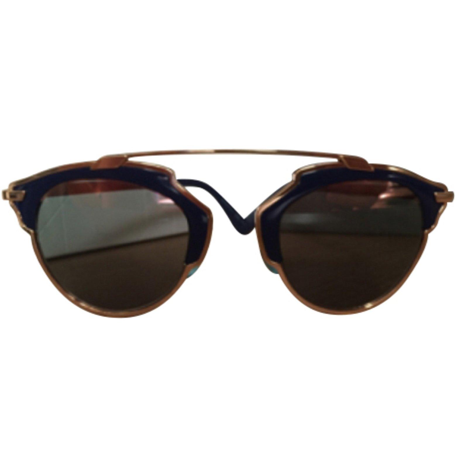 b1068df9c949 Christian Dior Sunglasses Sunglasses Steel Blue ref.7955 - Joli Closet