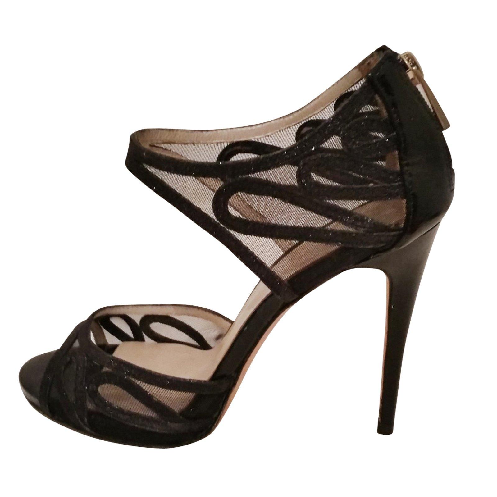 80d29db75ba Karen Millen Heels Heels Patent leather Black ref.8056 - Joli Closet