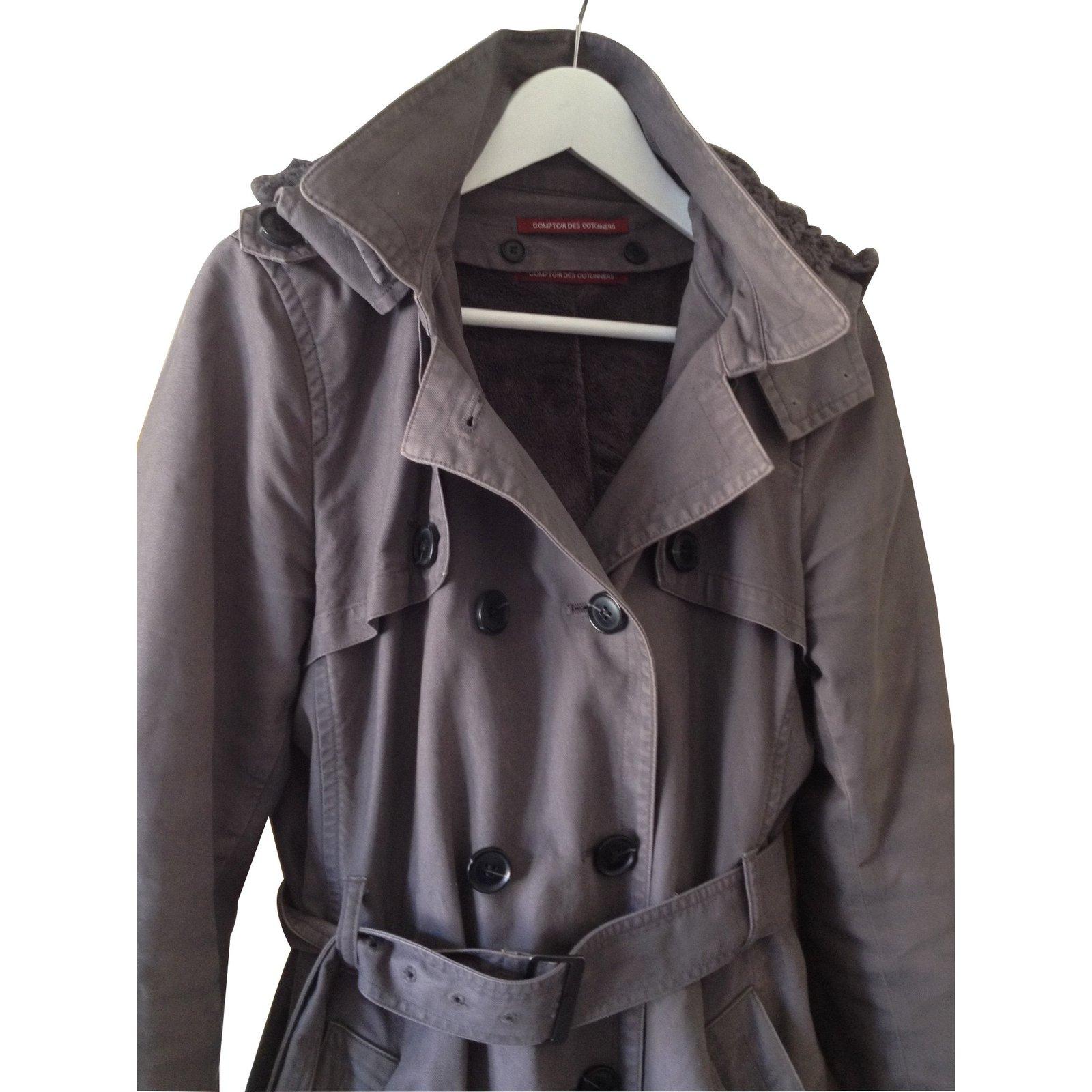 Manteau peau retourne comptoir des cotonniers simple - Manteau peau retournee comptoir des cotonniers ...
