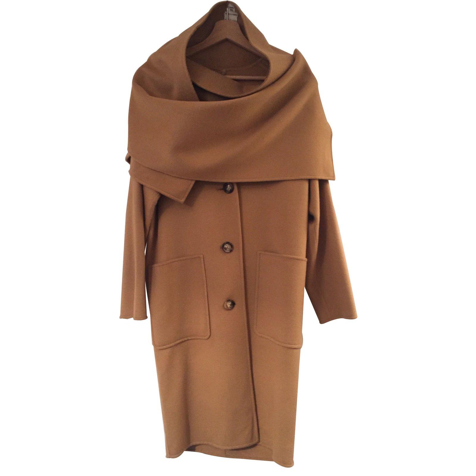 Manteau camel femme occasion