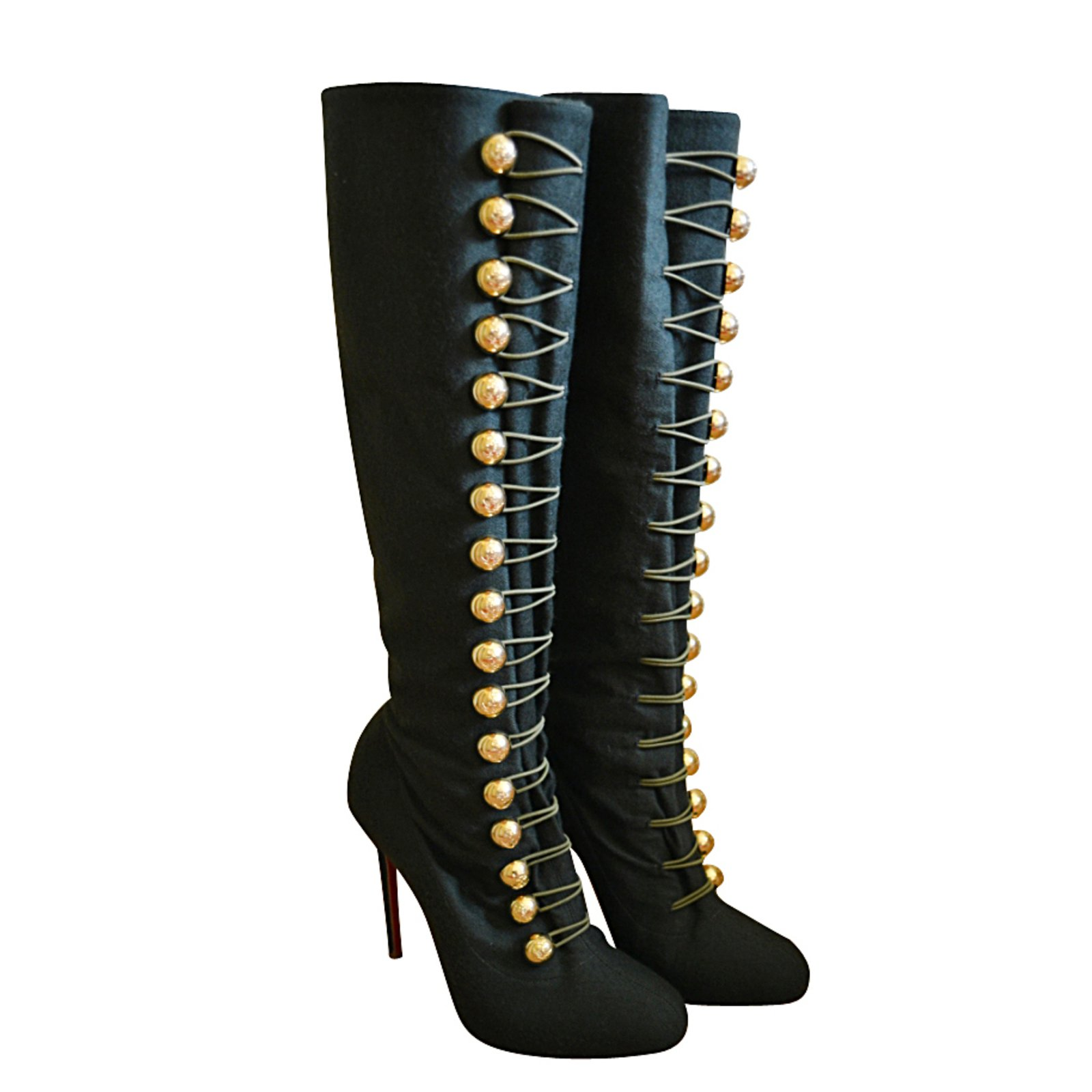bottine christian louboutin