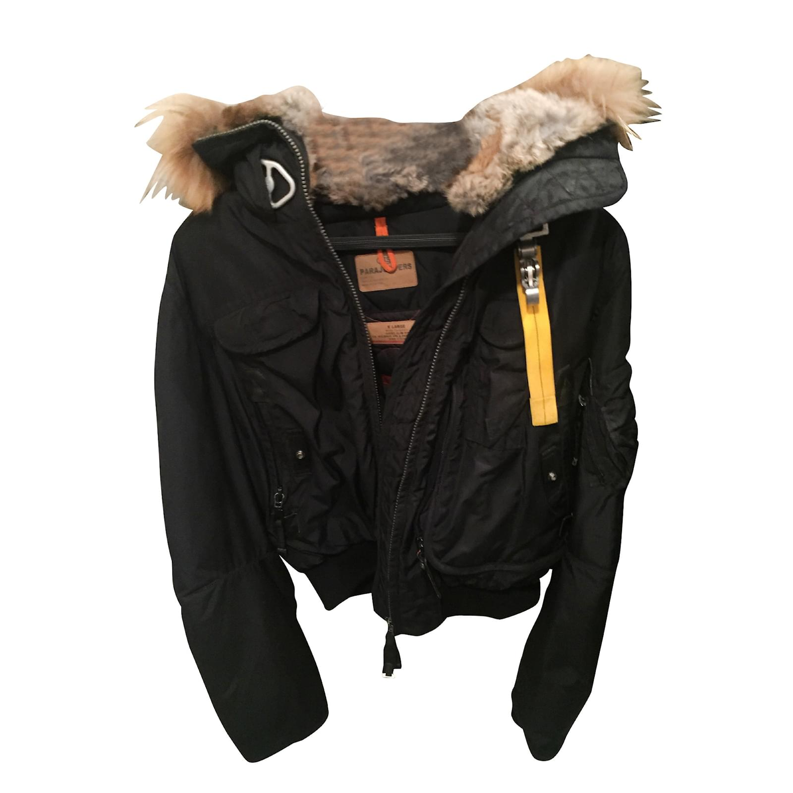 Parajumpers Coats, Outerwear Coats, Outerwear Other Black ref.10541
