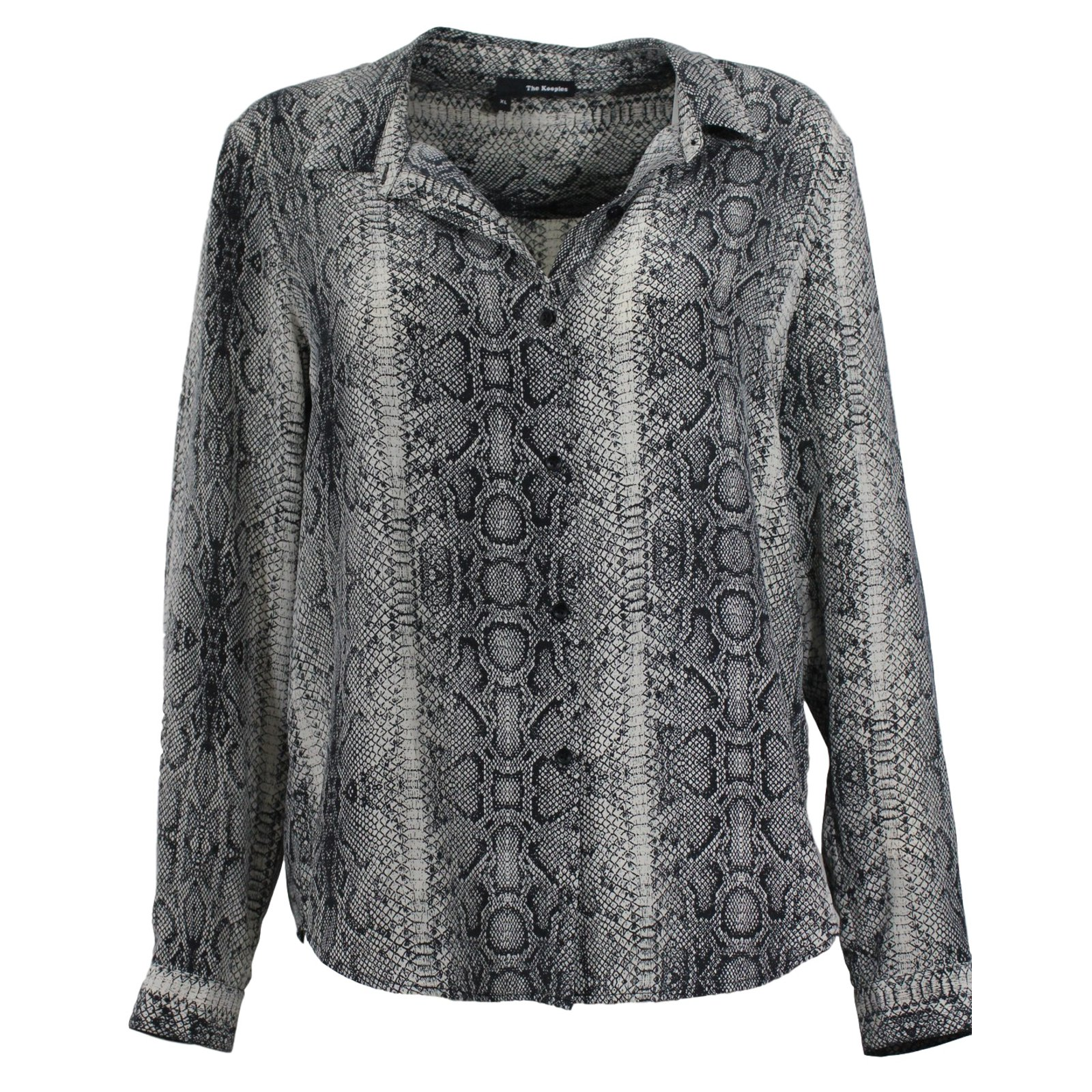 eb334e3aea The Kooples Tops Tops Silk Python print ref.11458 - Joli Closet