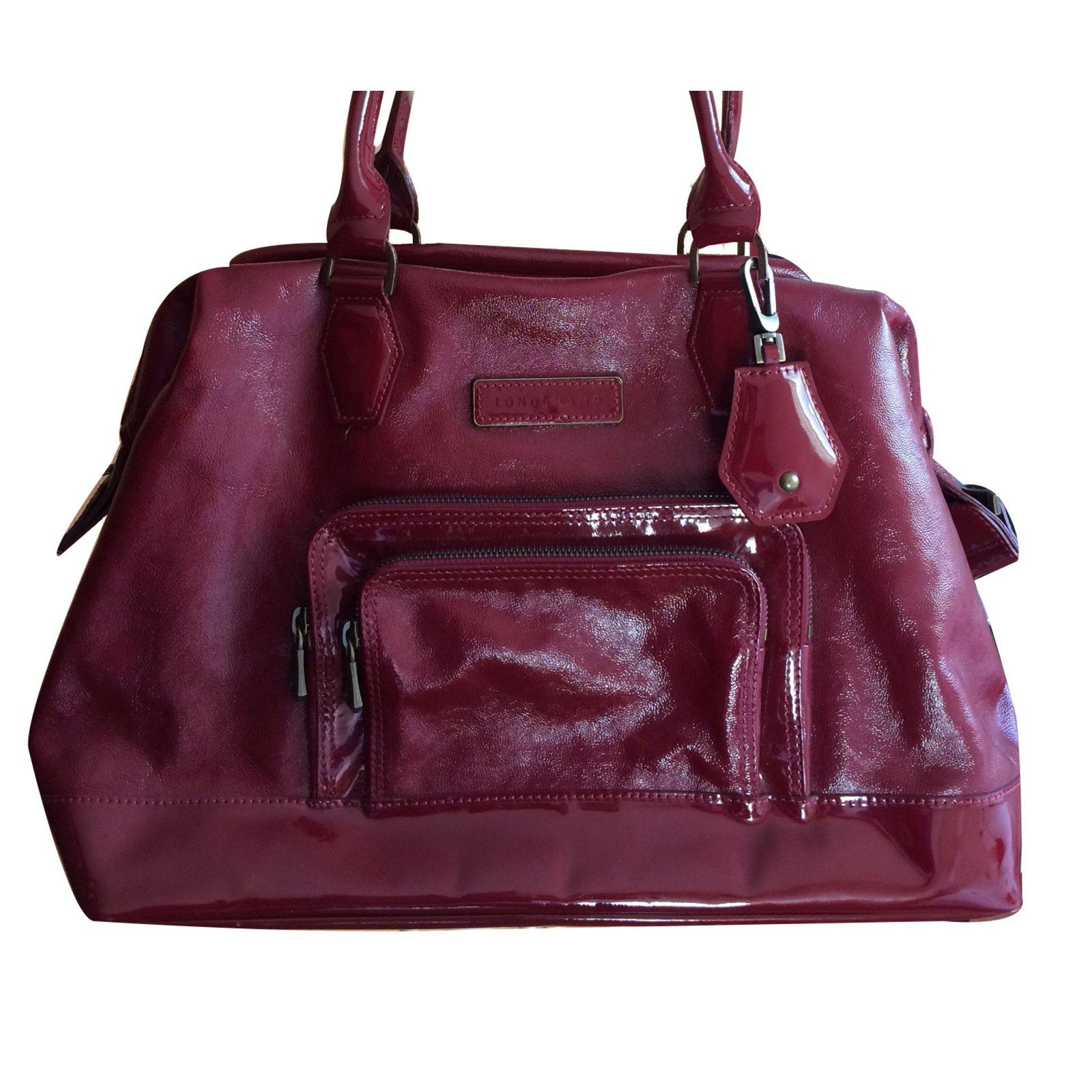 sac a main cuir longchamp - Sac A Main Color