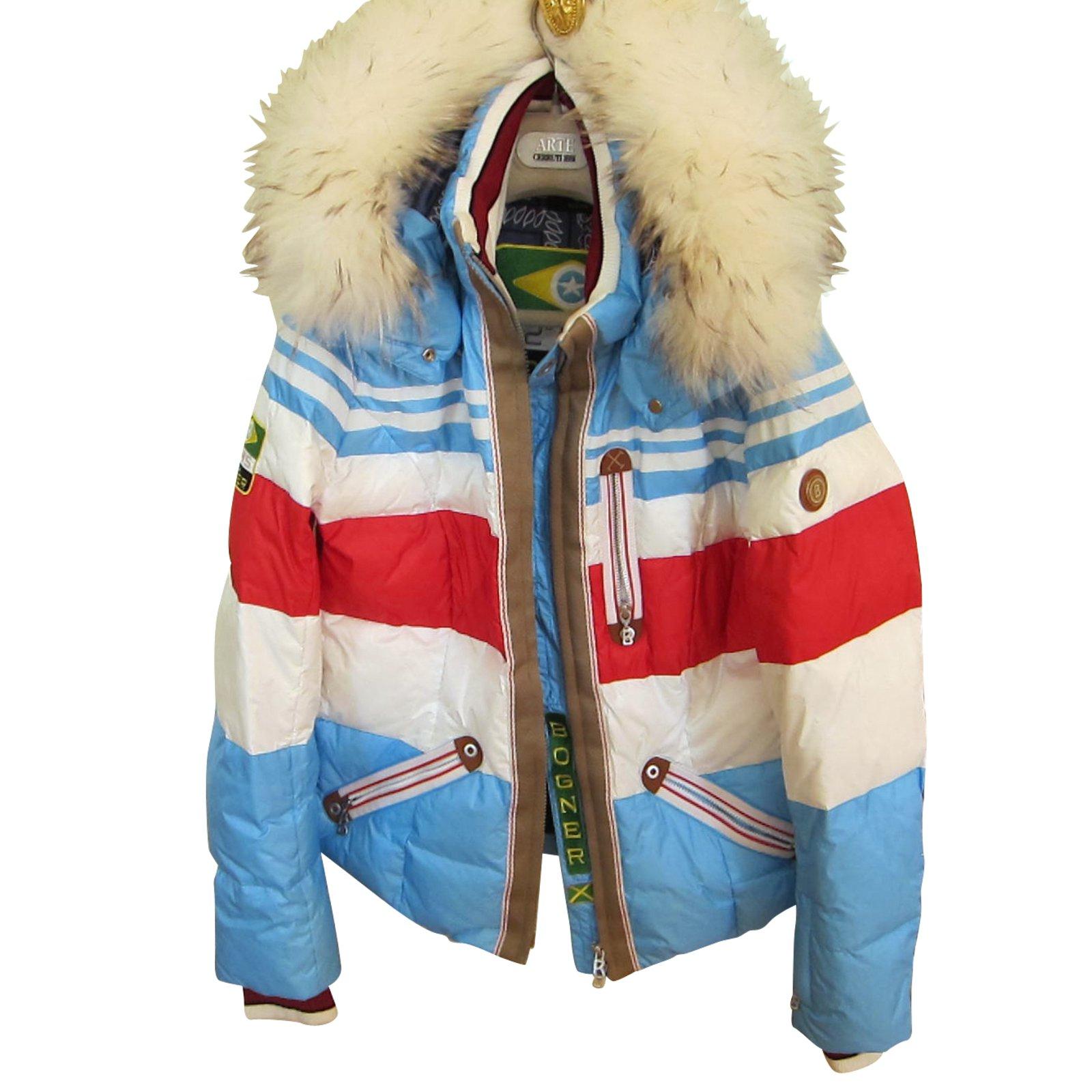 official store factory outlets best wholesaler vetement ski femme luxe bogner,Veste Scara DP Bogner