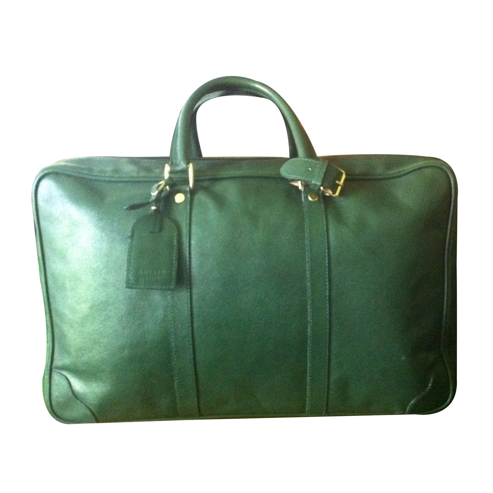 sacs de voyage goyard sacs de voyage cuir vert joli closet. Black Bedroom Furniture Sets. Home Design Ideas