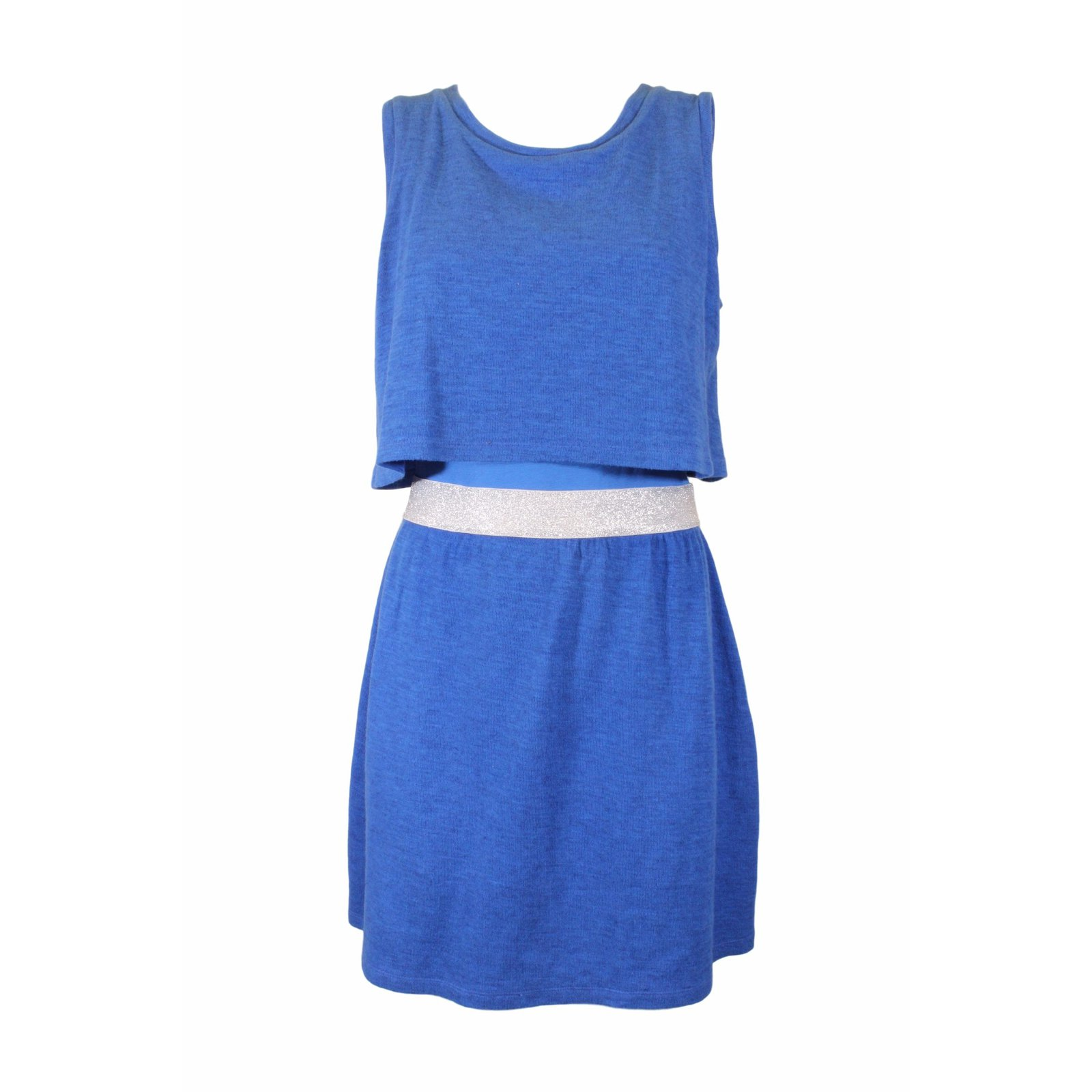 Bleu Coton Tralala Robe Ref 14574 Claudie Pierlot Robes Closet Joli HwqPxXAH