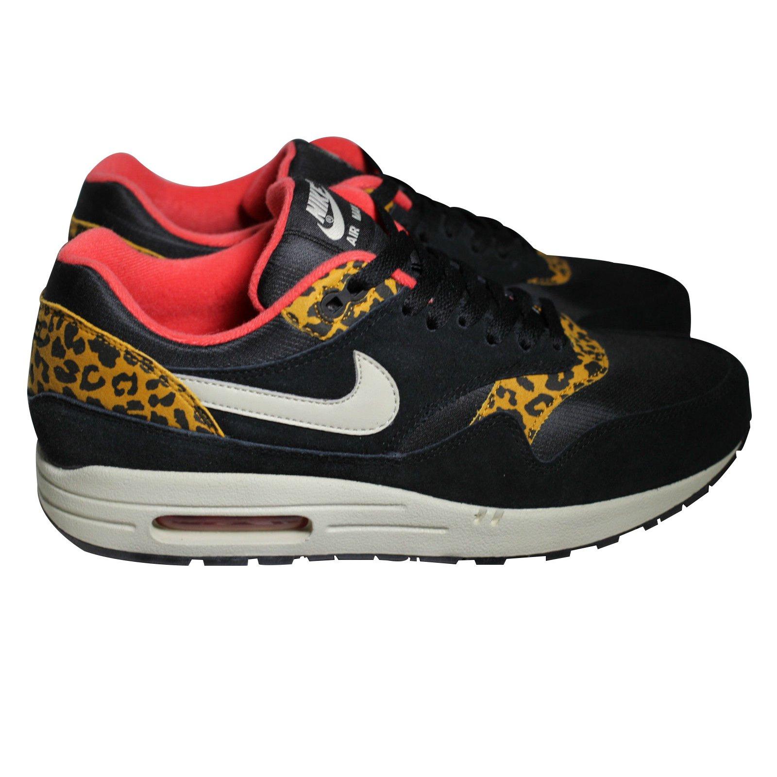 Nike Sneakers Sneakers Suede Leopard