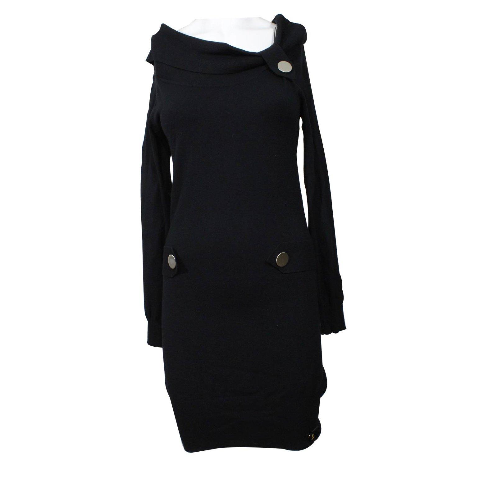 robes autre marque robe morgan autre noir joli closet. Black Bedroom Furniture Sets. Home Design Ideas