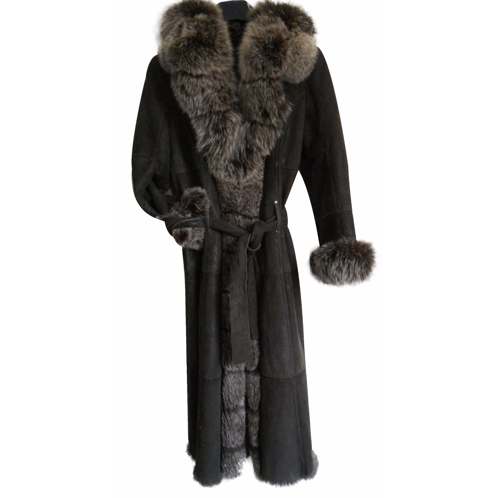 Manteau femme yves salomon