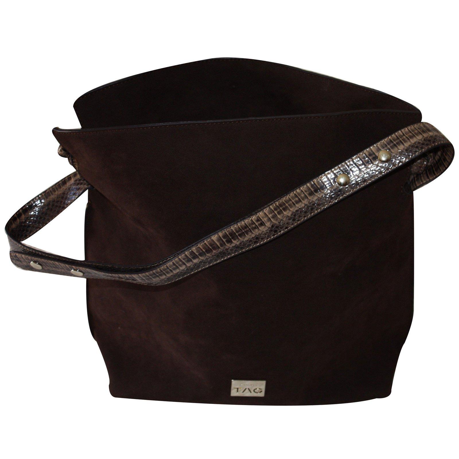 sacs main pinko sacs main cuir marron joli. Black Bedroom Furniture Sets. Home Design Ideas