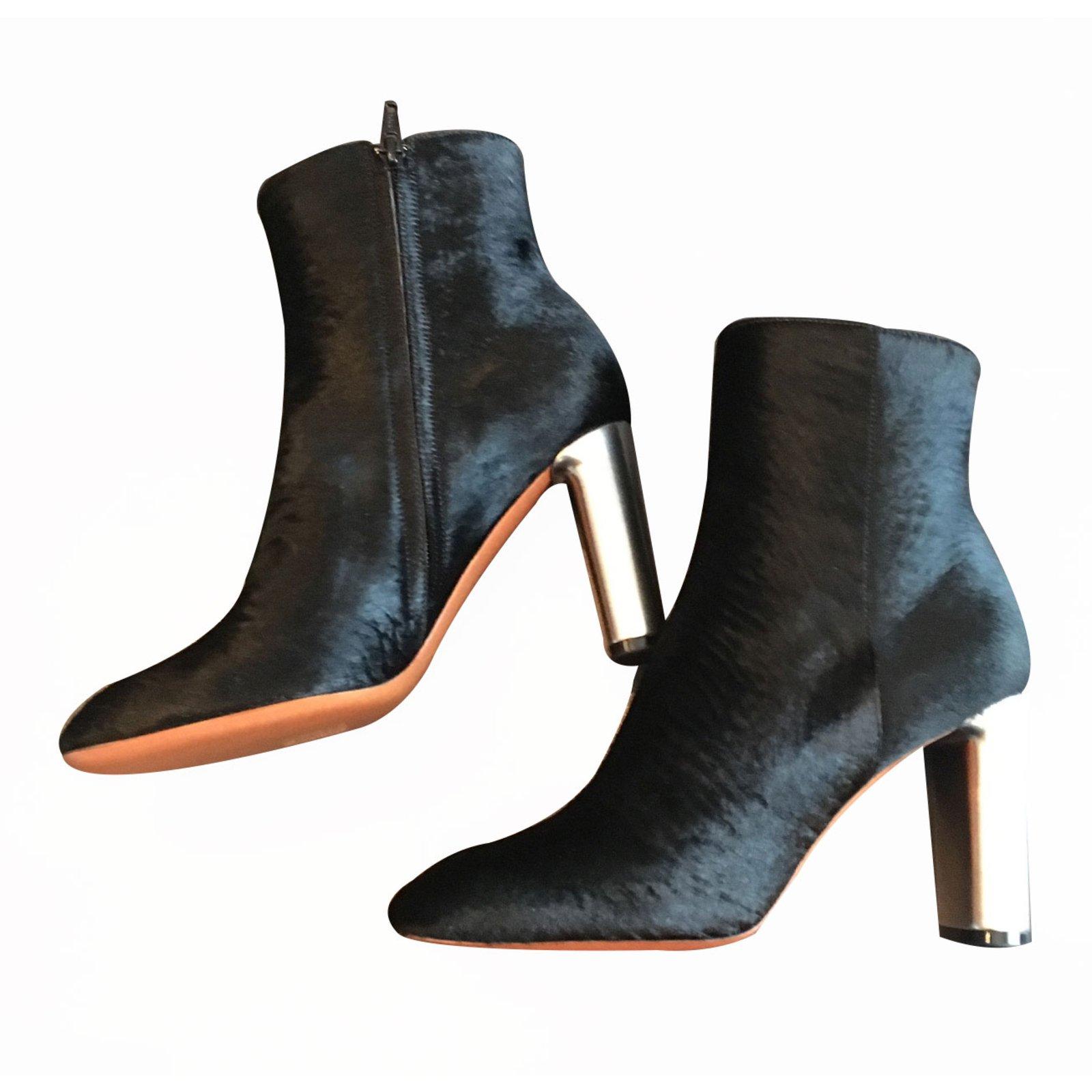 Céline Ankle Boots enTl8