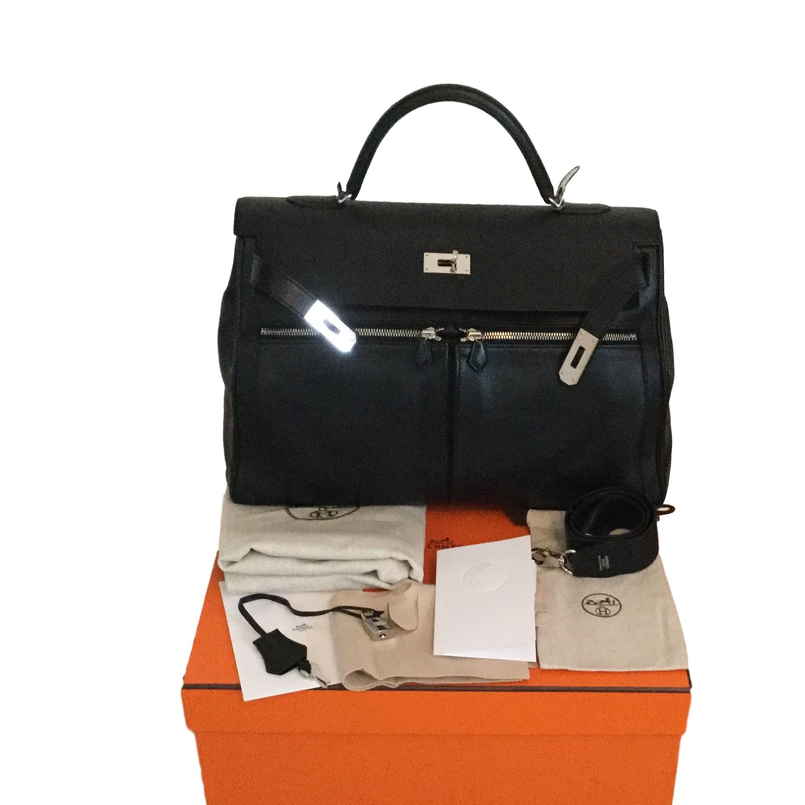 Model Hermu00e8s Birkin 35 - Handbags - HER23876 | The RealReal