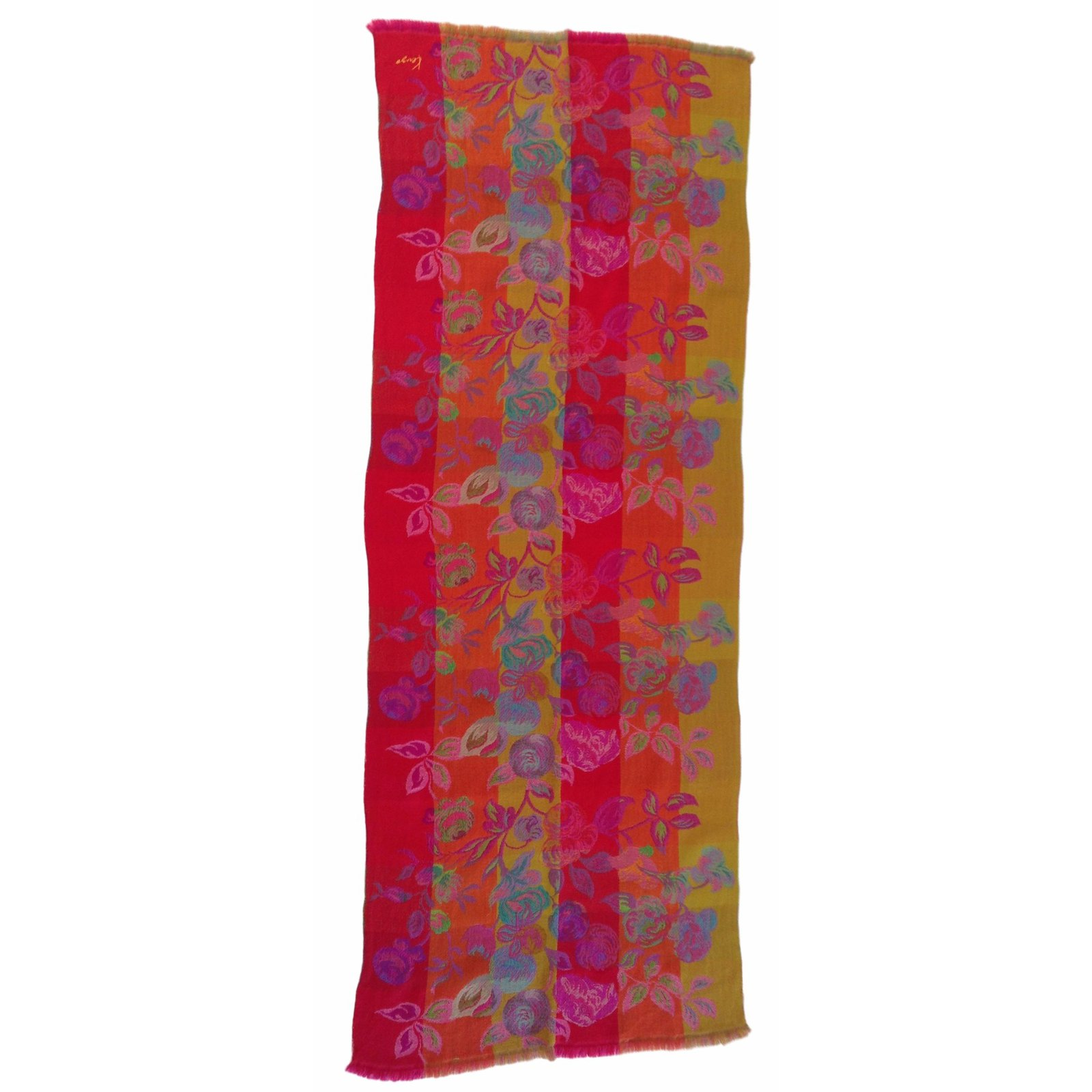 c1bbb659972 Foulards Kenzo etole Laine Multicolore ref.18286 - Joli Closet