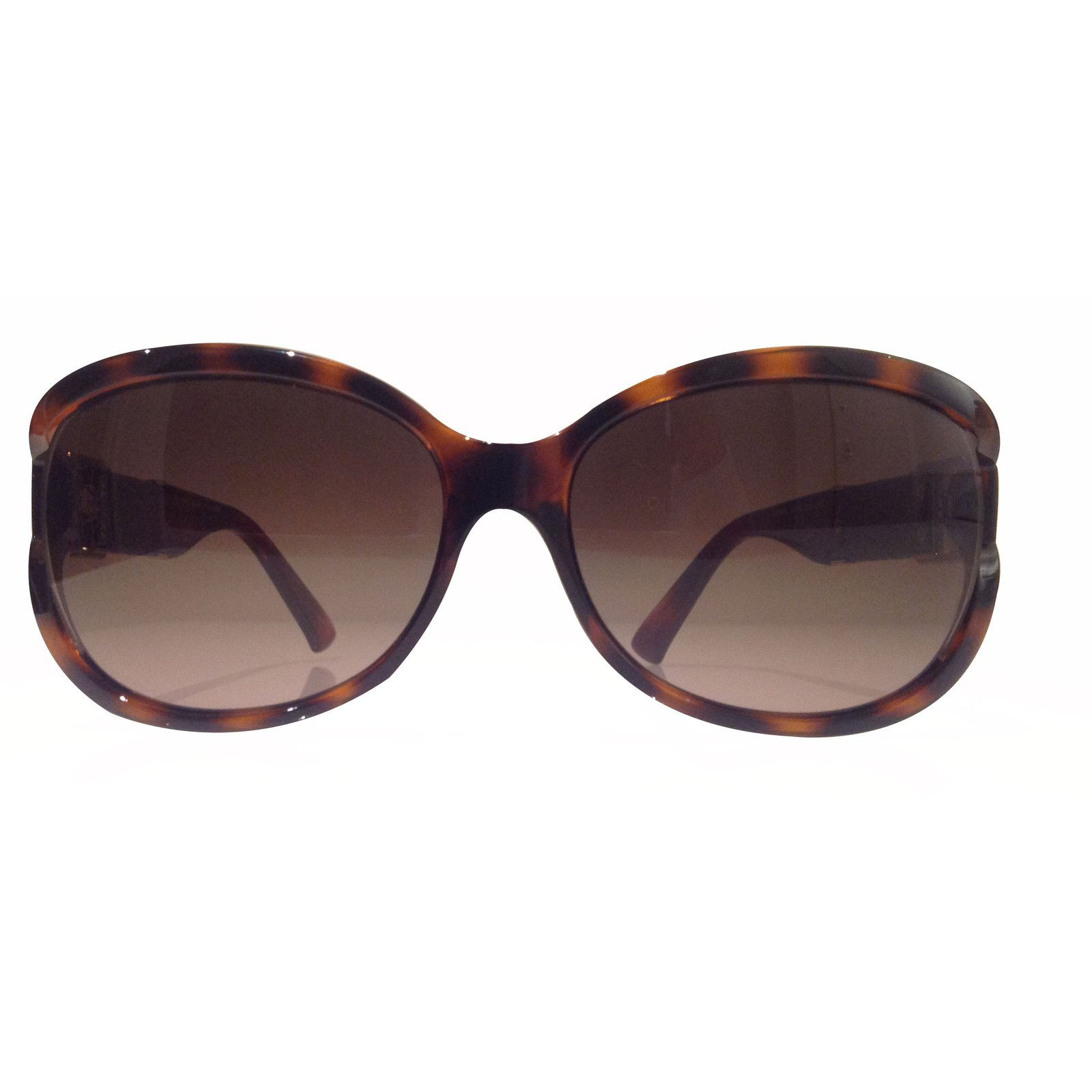 85f22f3c82 Fendi Sunglasses Sunglasses Plastic Brown ref.18979 - Joli Closet