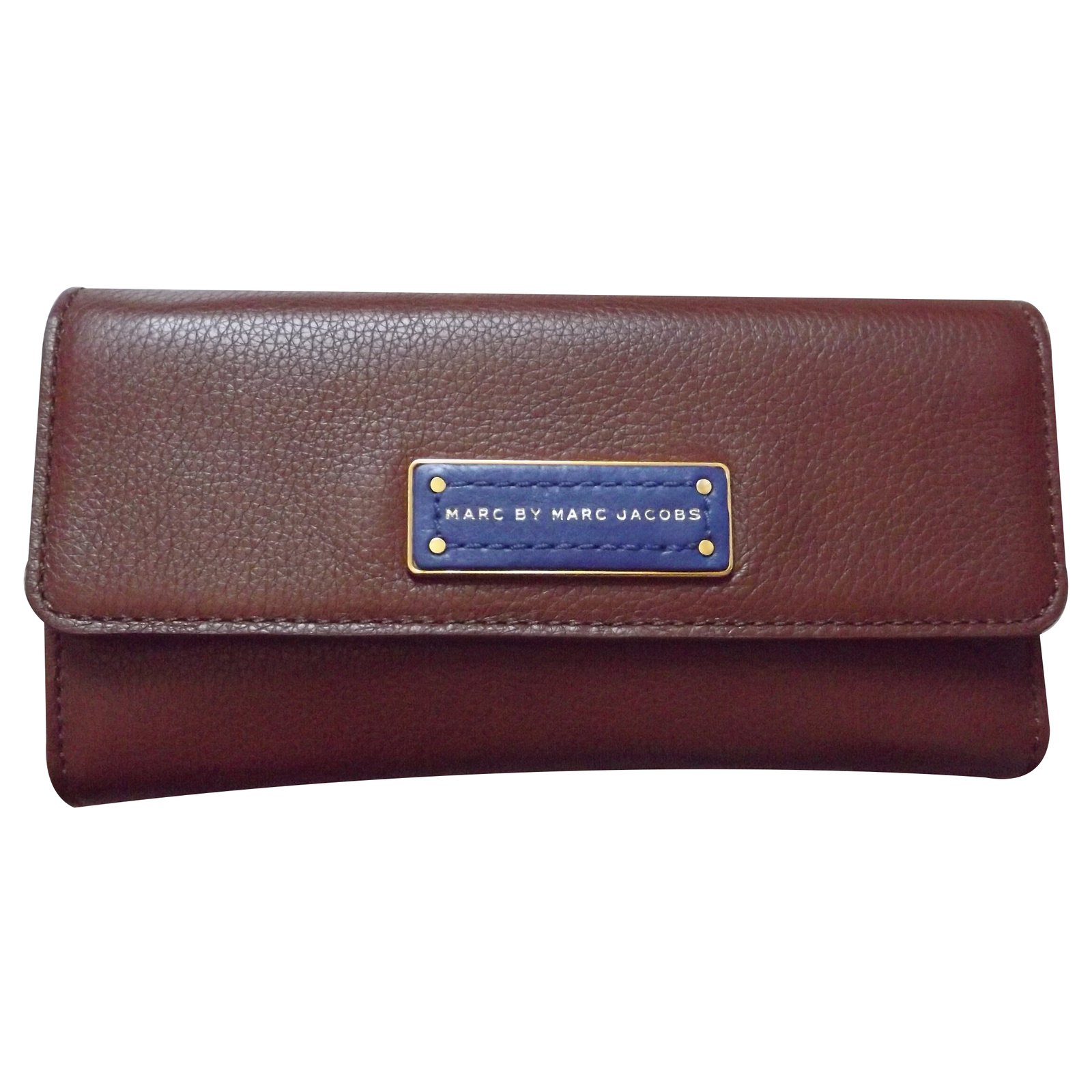 faf2d6f0c0f6f Marc by Marc Jacobs Wallets Wallets Leather Brown ref.19193 - Joli ...