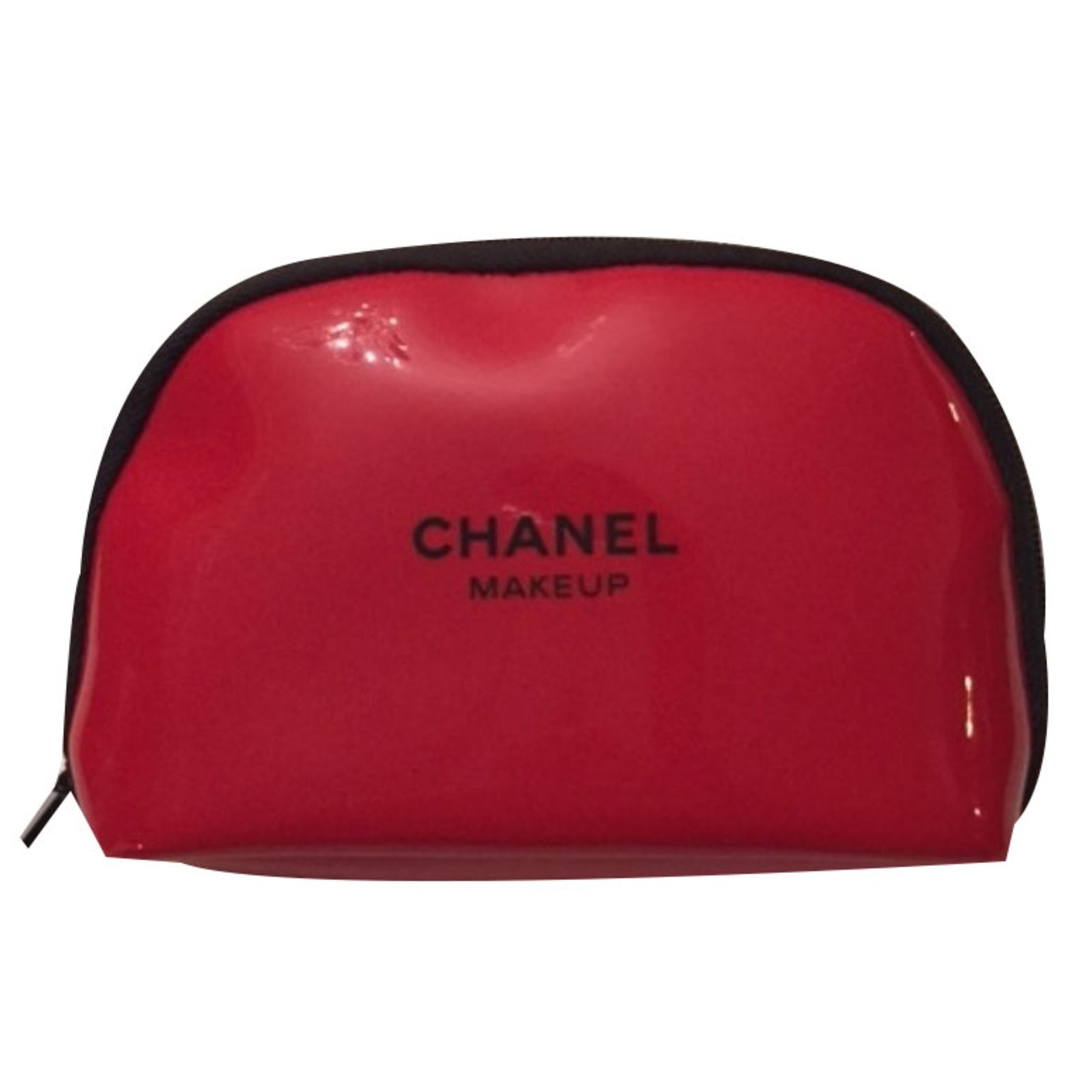 34113e6fedc2 Chanel Makeup pouch Purses, wallets, cases Other Red ref.19862 ...