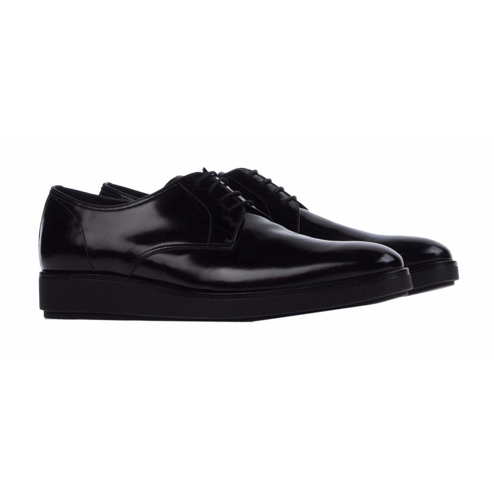 Prada Prada mens shoes derby lace up