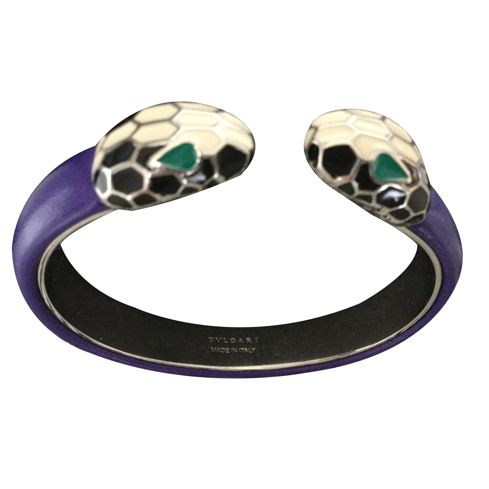 Bulgari Serpenti Bracelet Ring