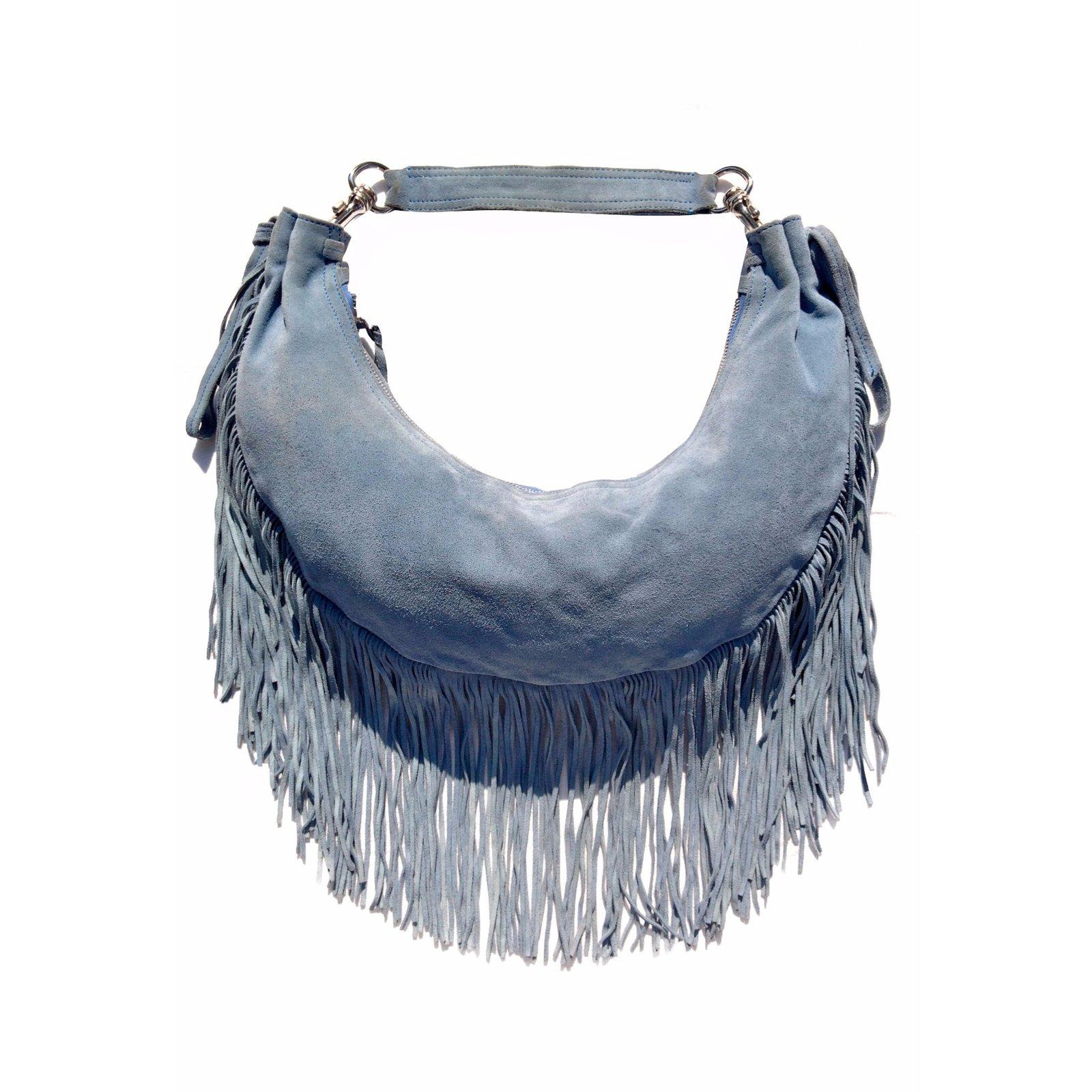 La Maison De La Suede handbags