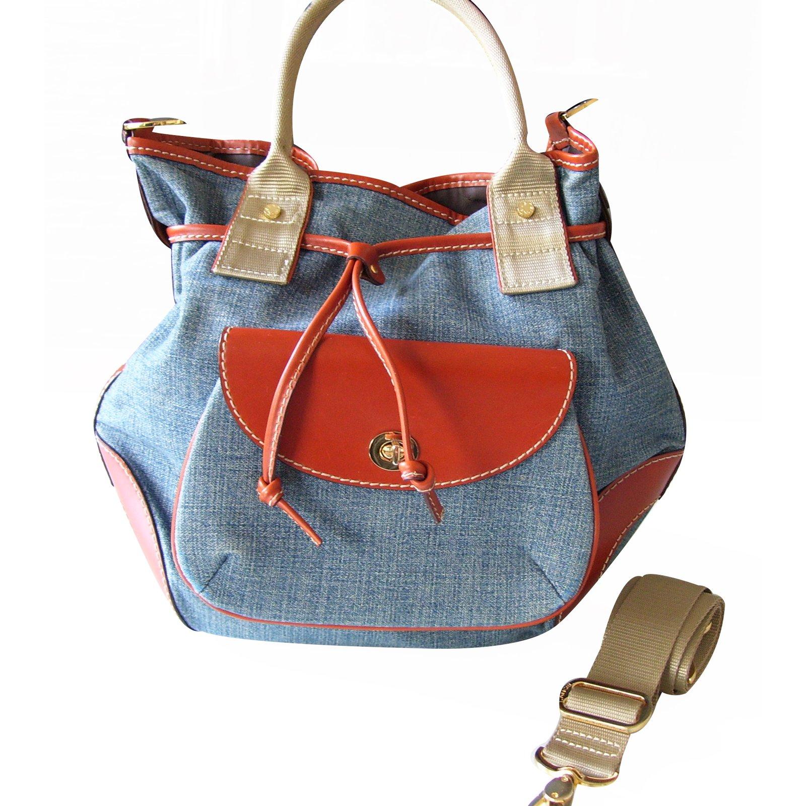 sacs main lancel sacs main jean bleu joli closet. Black Bedroom Furniture Sets. Home Design Ideas