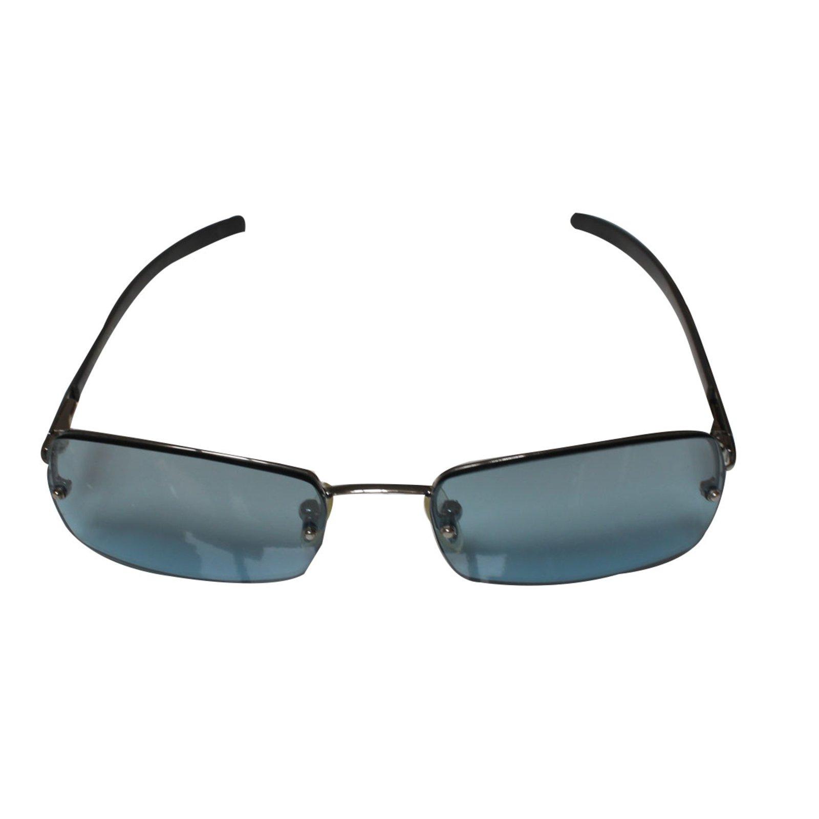 c1306234d4 Lunettes Autre Marque Lunette Police Autre Bleu ref.22607 - Joli Closet