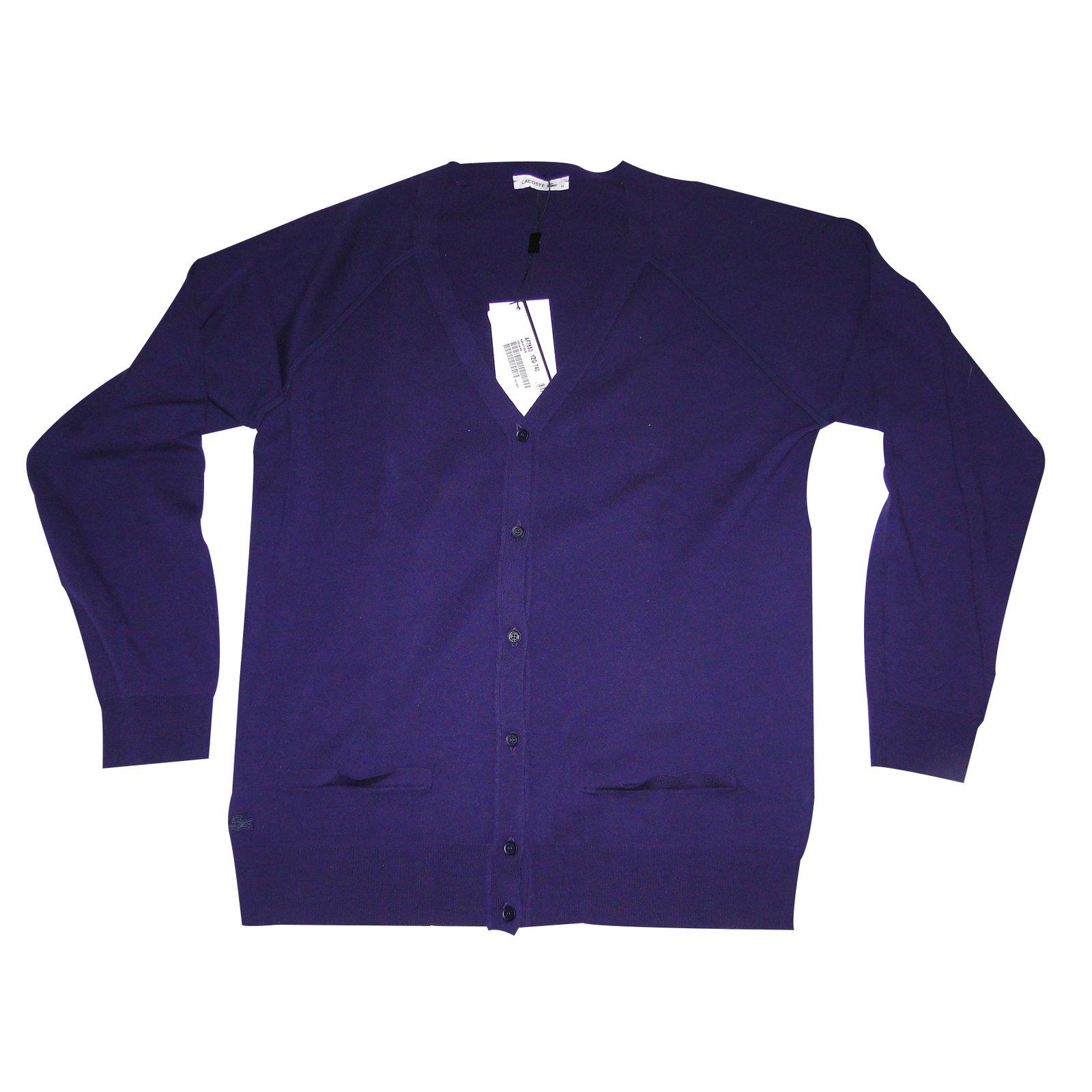 898c4086ef Gilet cardigan lacoste homme - Idée de Costume et vêtement