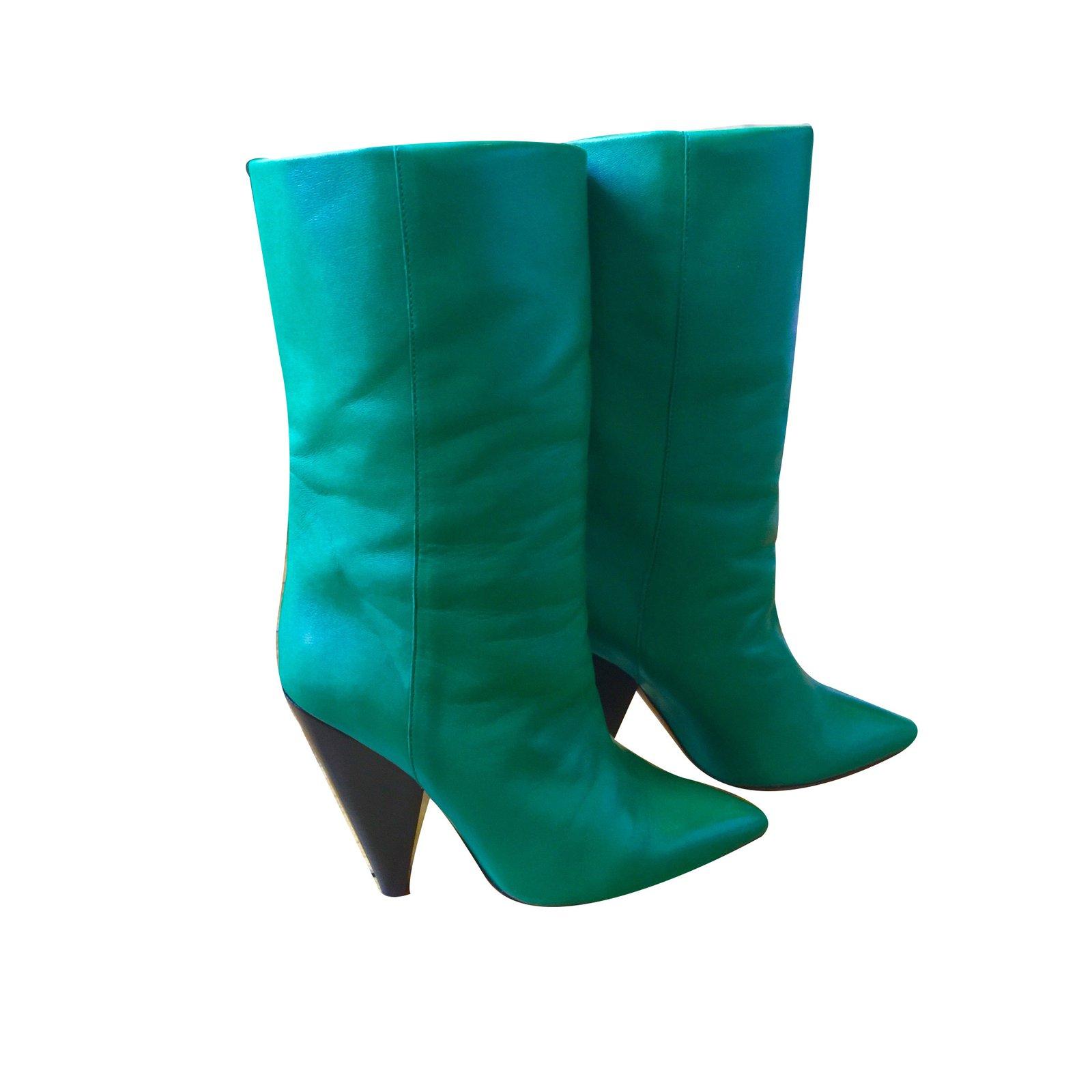 Lexin boots , Isabel Marant