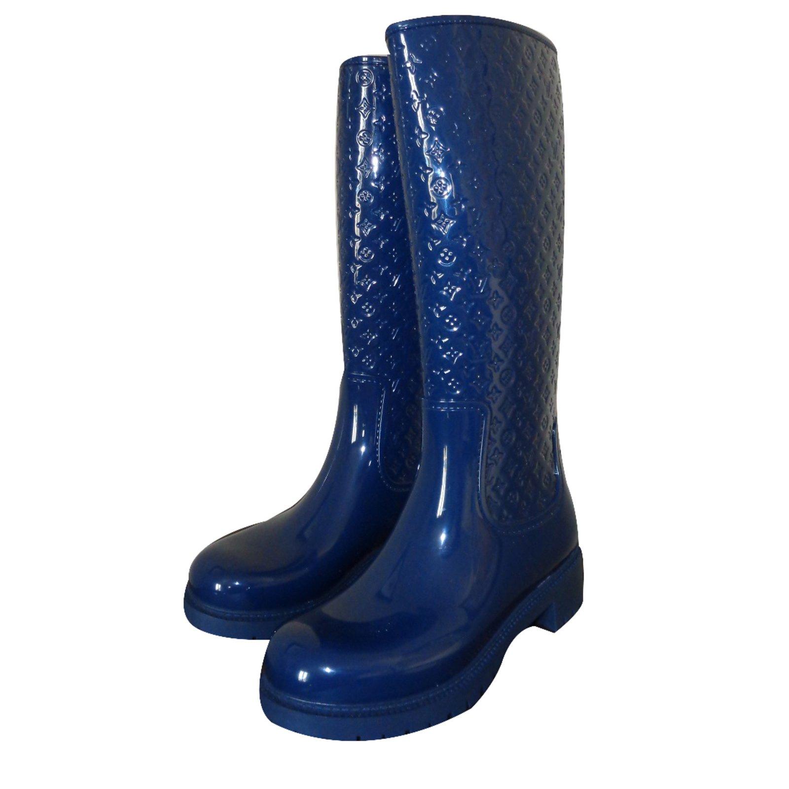 LOUIS VUITTON Wellington Boots uDqD5RVg
