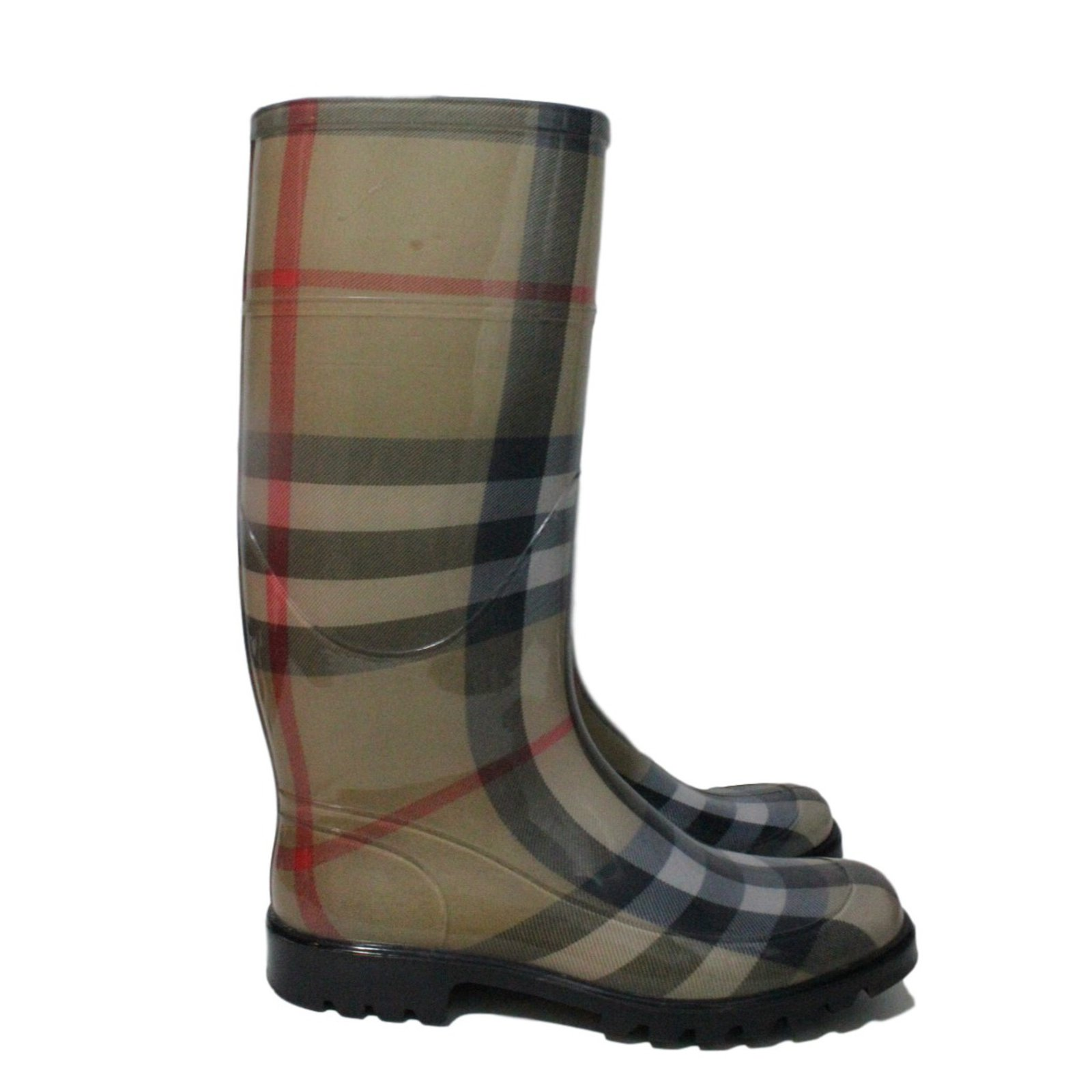 burberry boots 2017